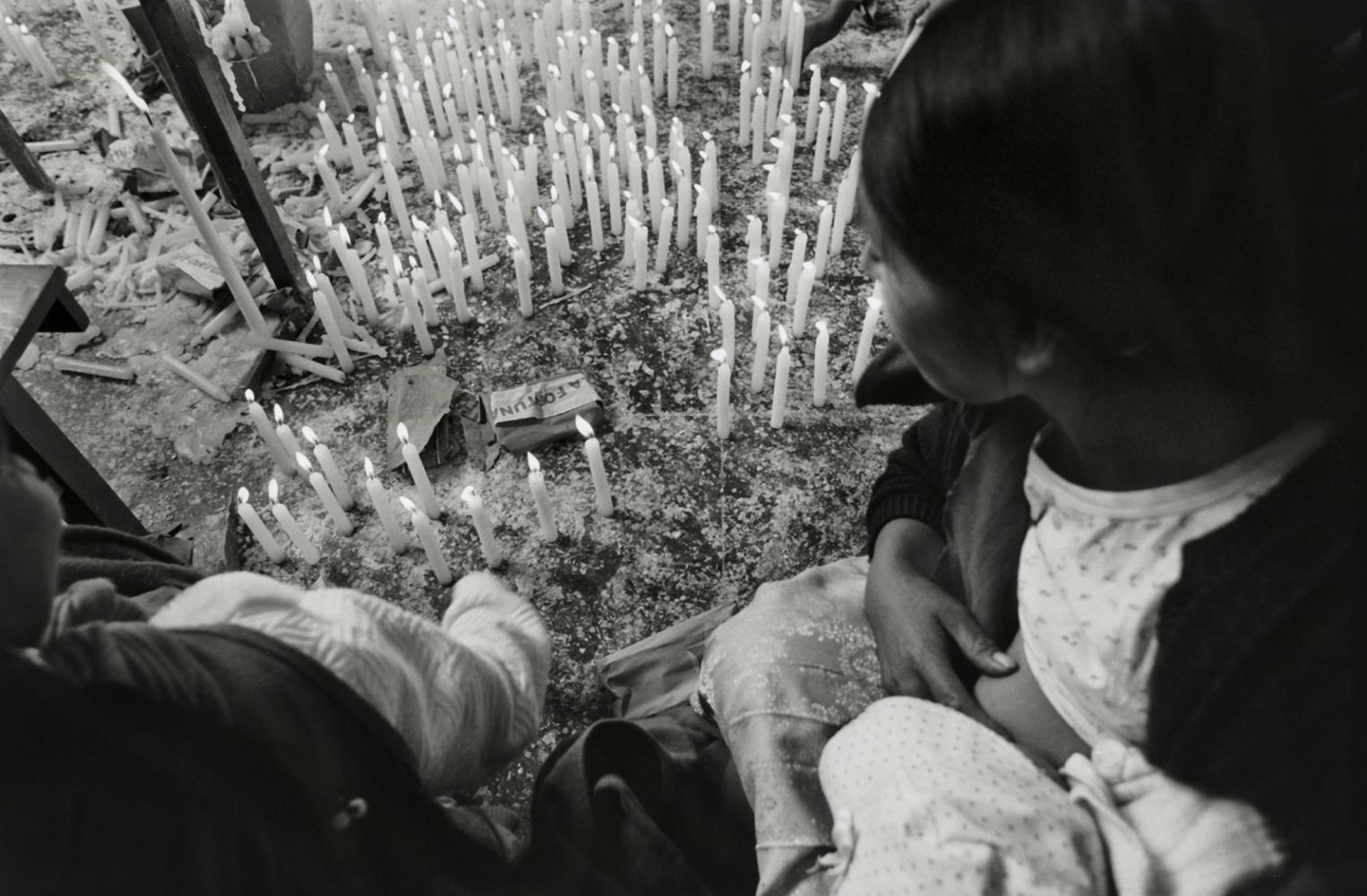 Prayers,Baños del Inca, Peru