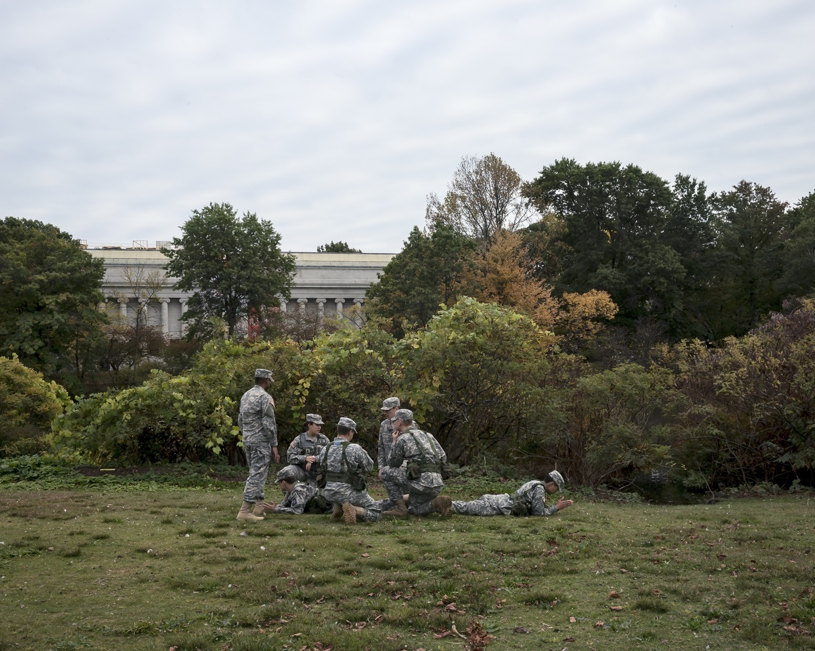 Art and Documentary Photography - Loading 2 Squad In The Park.jpg