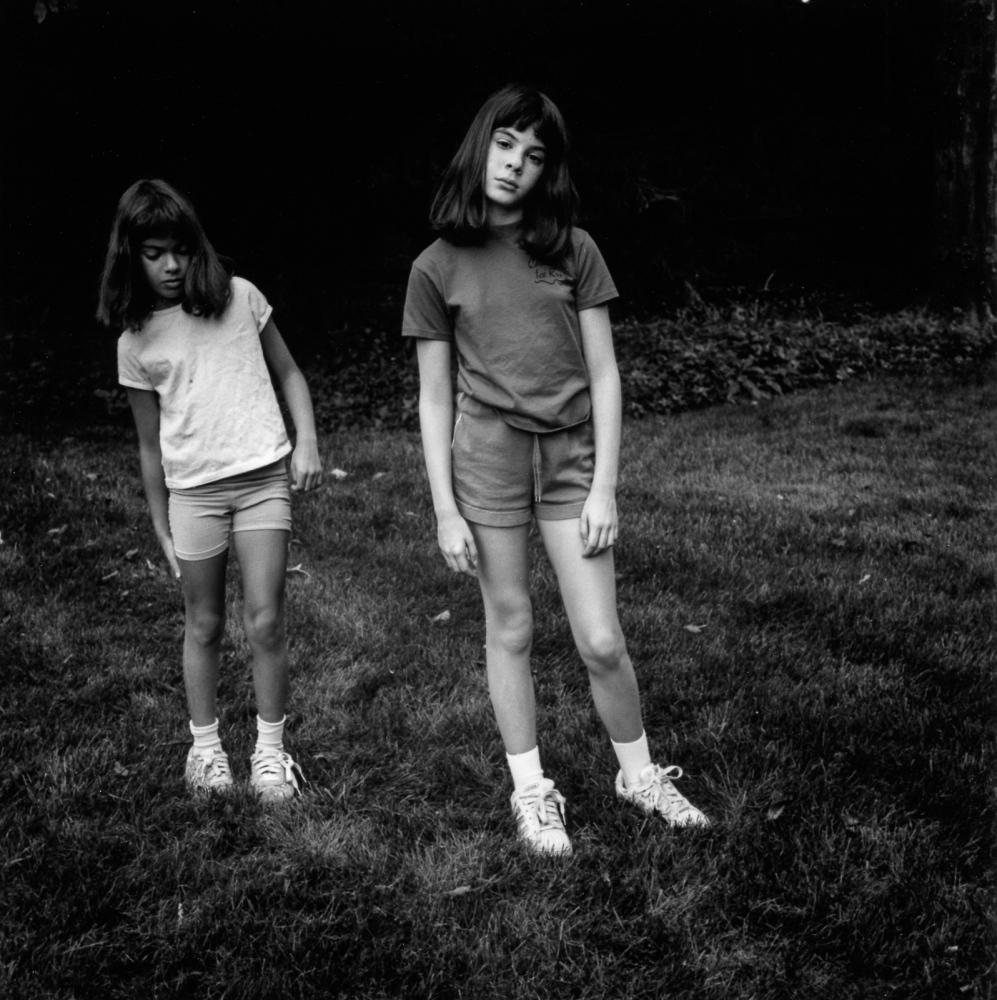 Rachel & Hannah, Rockvill, MD 2005