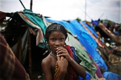 Cyclone Aila Aftermath; Bangladesh