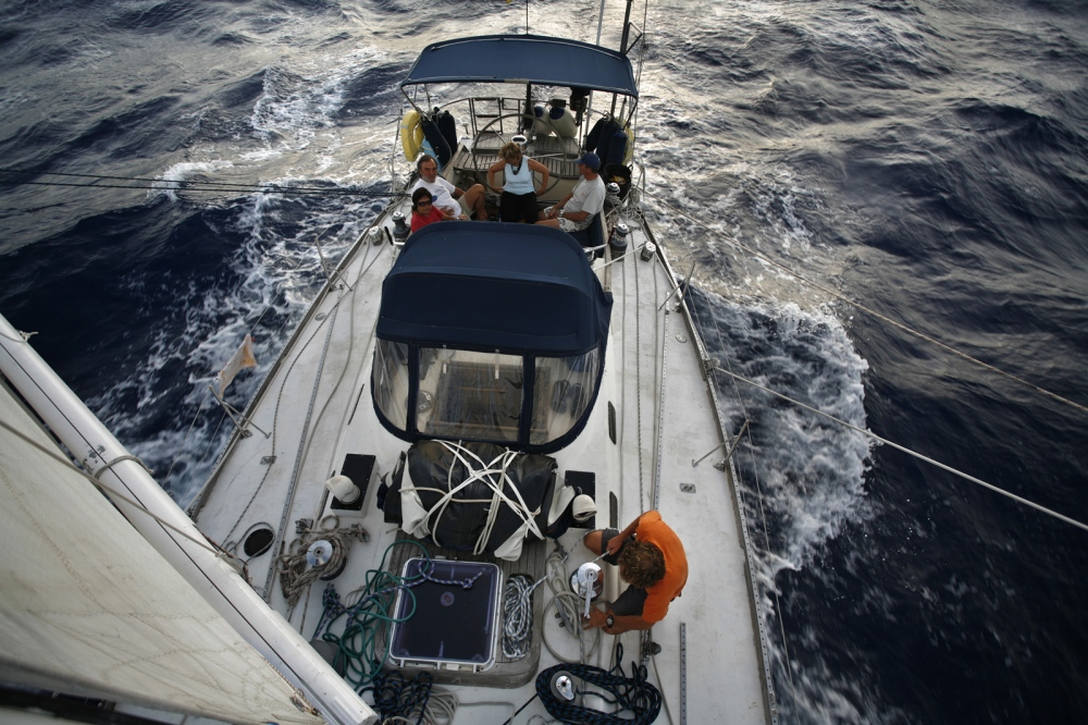The Atlantic Crossing