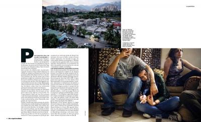 M Magazine (France) - 2013