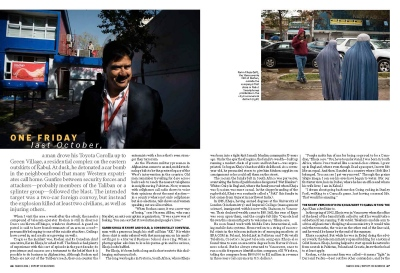 MISSION ACCOMPLISHED, Report On Business Magazine (Canada) - 2013