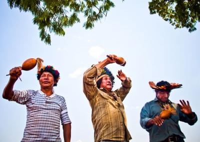 Paradise Lost / The Guarani Kaiowà
