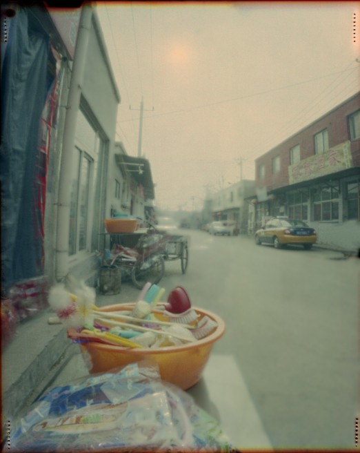 Art and Documentary Photography - Loading Beijing Dongxitian street 2010.jpg