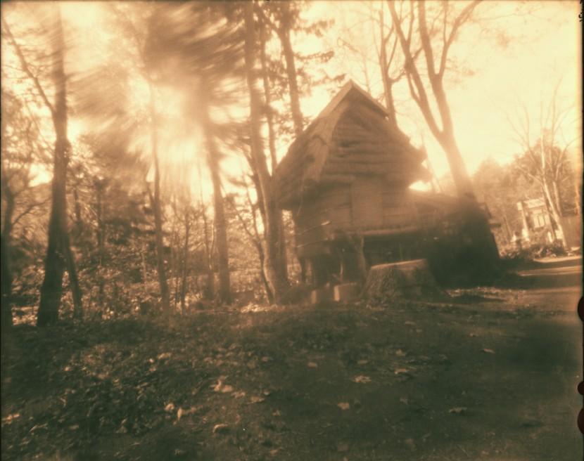 Art and Documentary Photography - Loading Pu storage hut 2.jpg