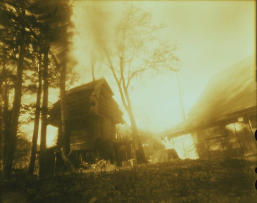 Art and Documentary Photography - Loading Pu storage hut 1.jpg