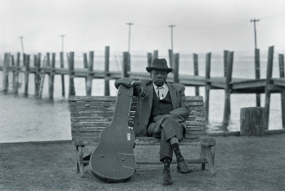 John Lee Hooker for Martell Cognac