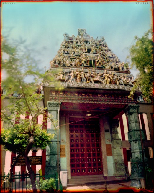 Art and Documentary Photography - Loading Singapore Sri Srinivasa Perumai Temple 2010.jpg