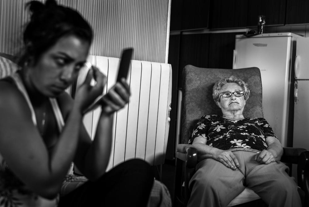 Photography image - Loading Alzheimer02b&w.jpg