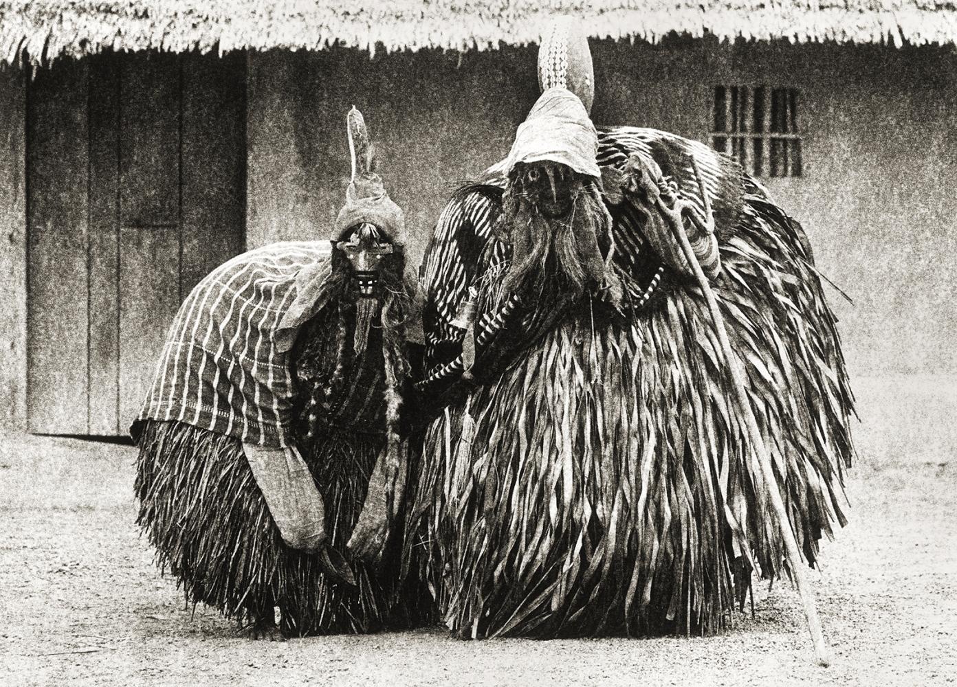 Masques Guèré, Côte d'Ivoire