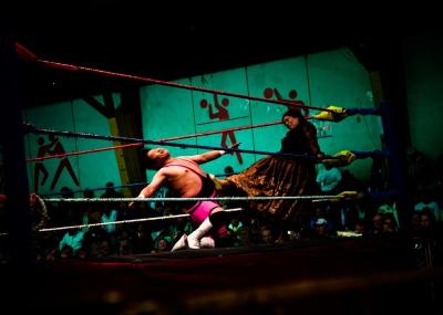 Feminist Wrestling in Bolivia