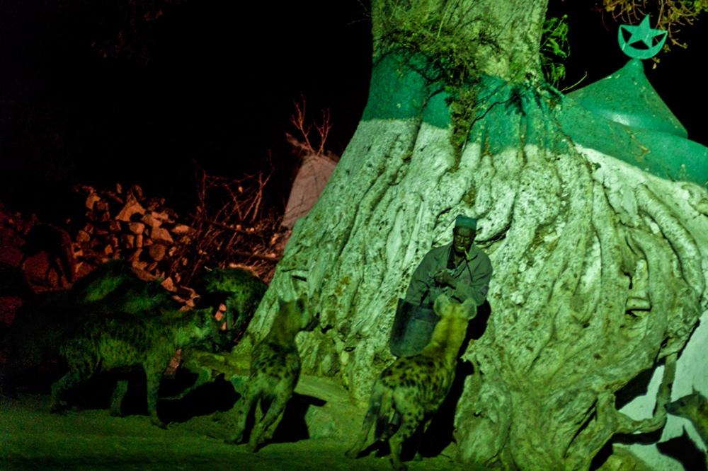Art and Documentary Photography - Loading hyenemannen.jpg