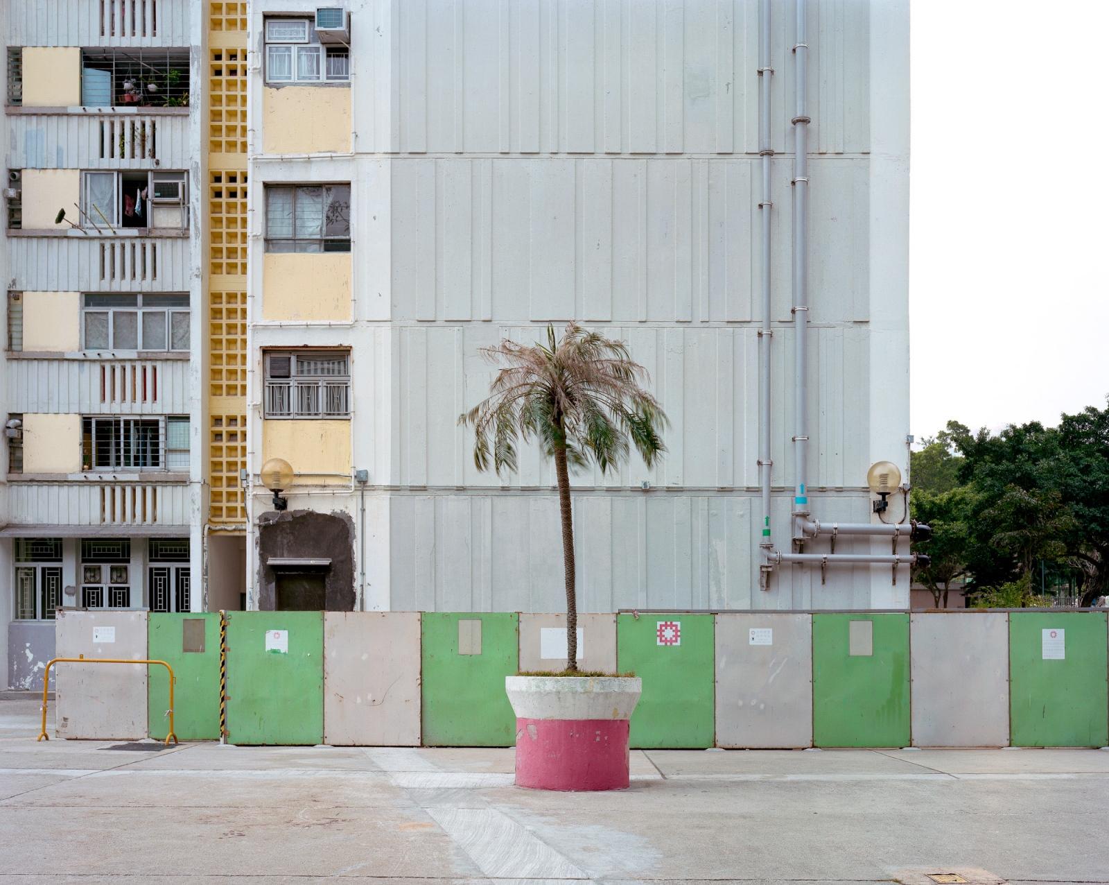 "Ping Shek Estate, 2/2011 Archival Pigment Inkjet Print 28.8"" x 36"" / 40"" x 50"""