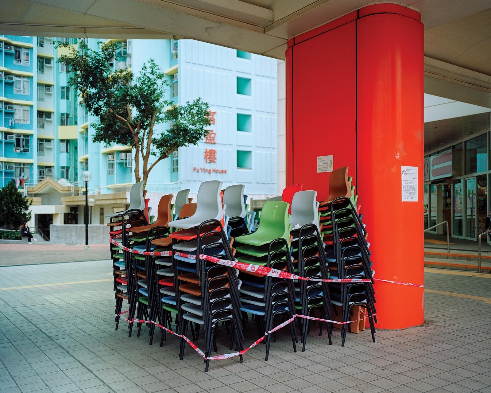"Fu Cheong Estate, 12/2009 Archival Pigment Inkjet Print 28.8"" x 36"" / 40"" x 50"""