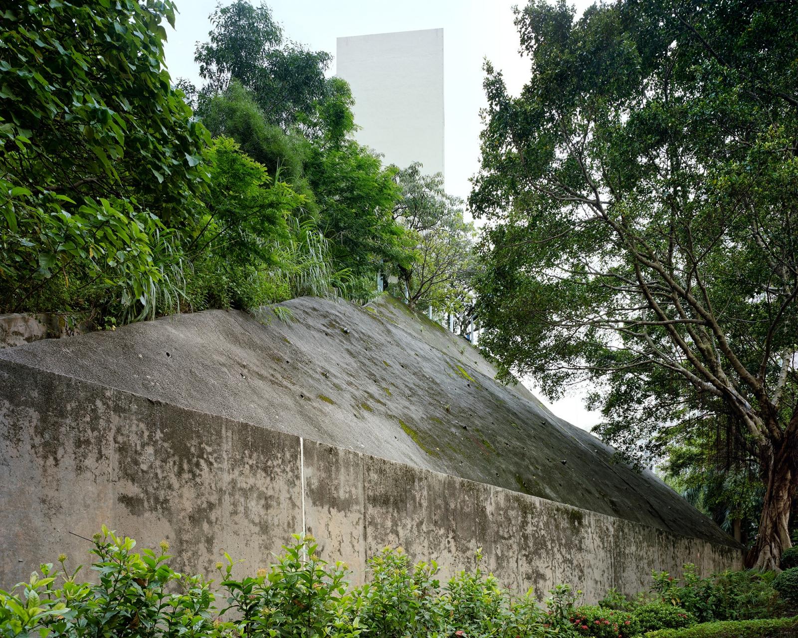 "Tsui Ping Estate, 8/2012 Archival Pigment Inkjet Print 28.8"" x 36"" / 40"" x 50"""