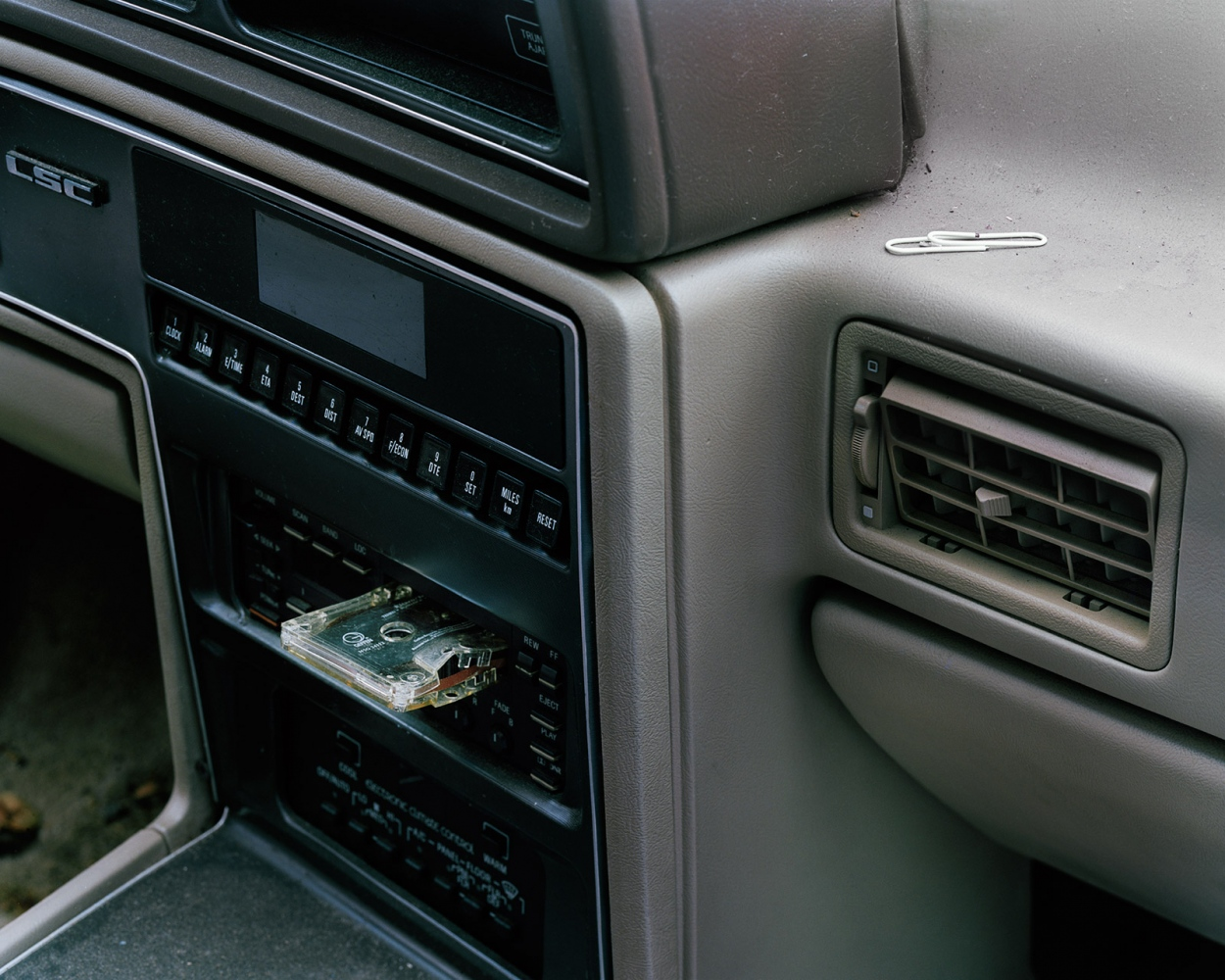Cassette Tape, CT 2008