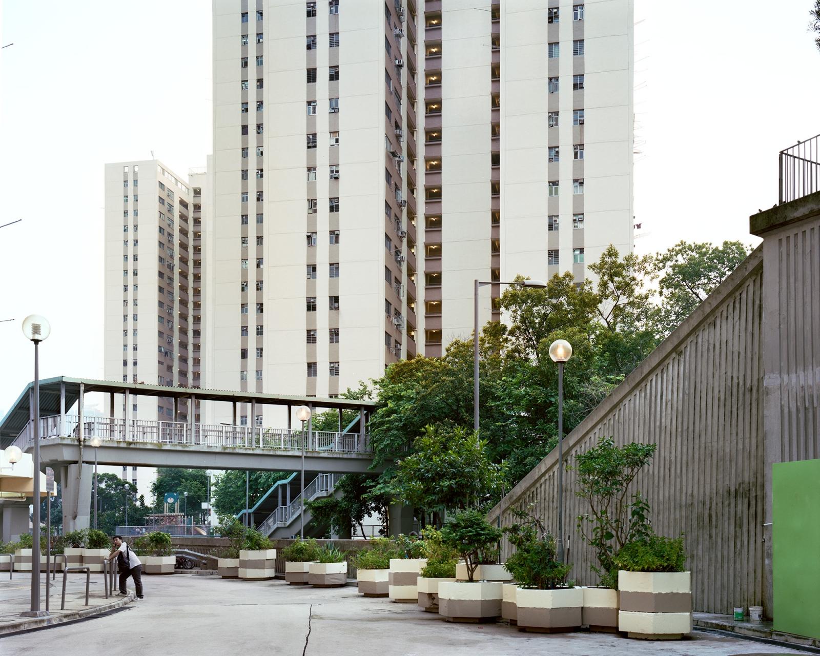"Shek Wai Kok Estate, 8/2011 Archival Pigment Inkjet Print 28.8"" x 36"" / 40"" x 50"""