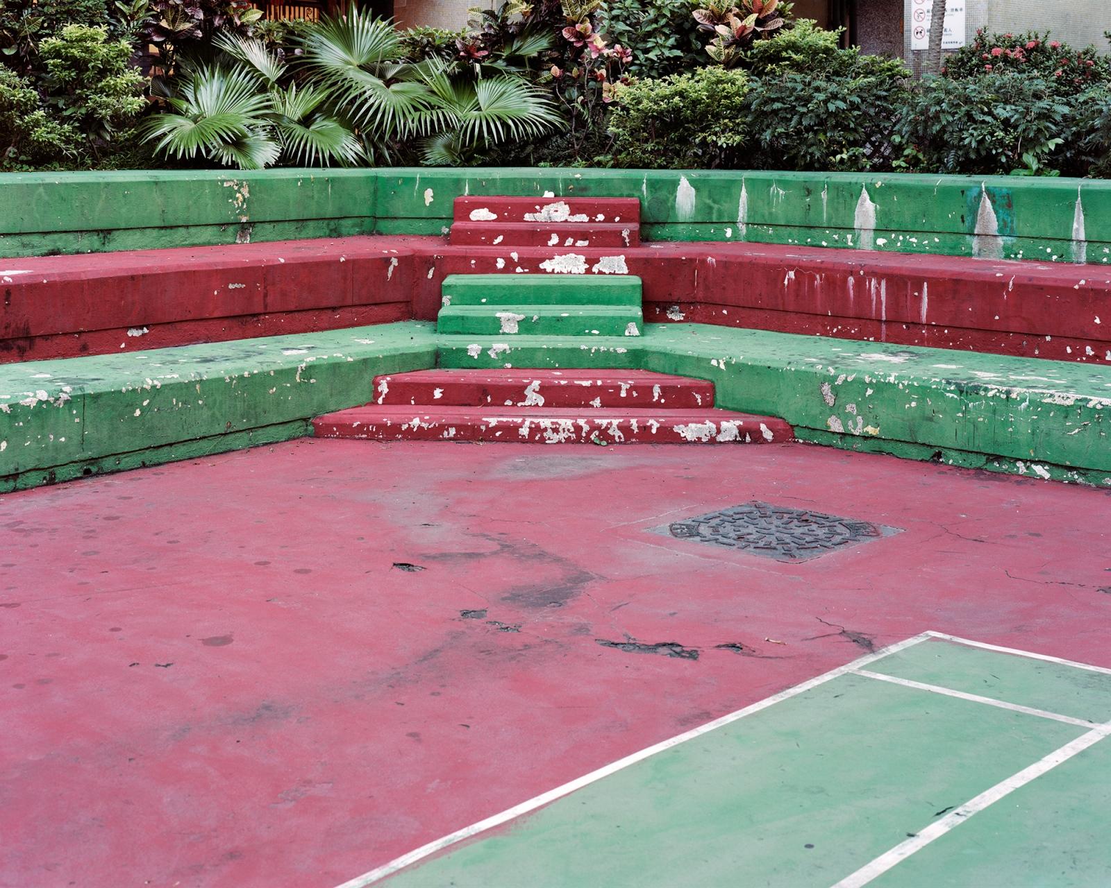 "Choi Yuen Estate, 9/2011 Archival Pigment Inkjet Print 28.8"" x 36"" / 40"" x 50"""