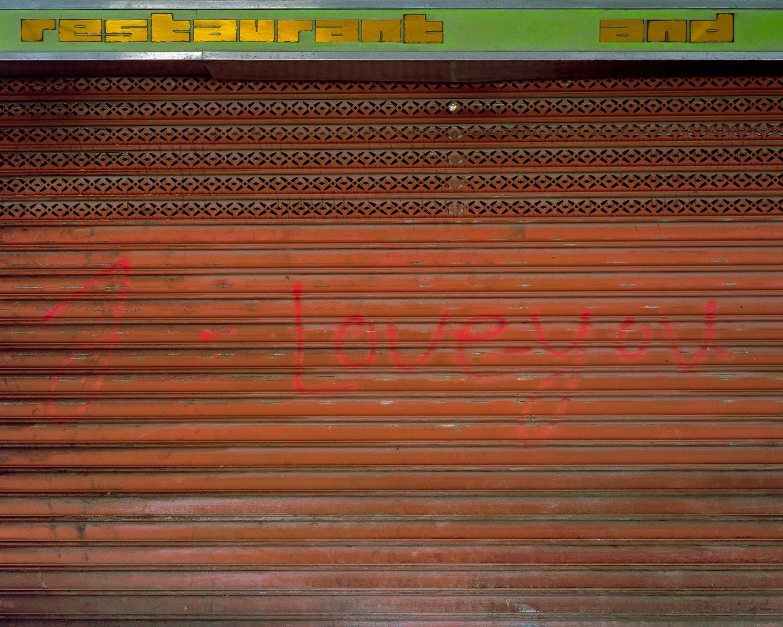 "Cheung Shan Estate, 10/2012 Archival Pigment Inkjet Print 28.8"" x 36"" / 40"" x 50"""
