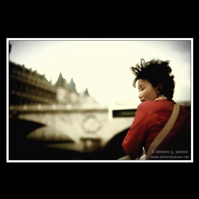 my days in Paris