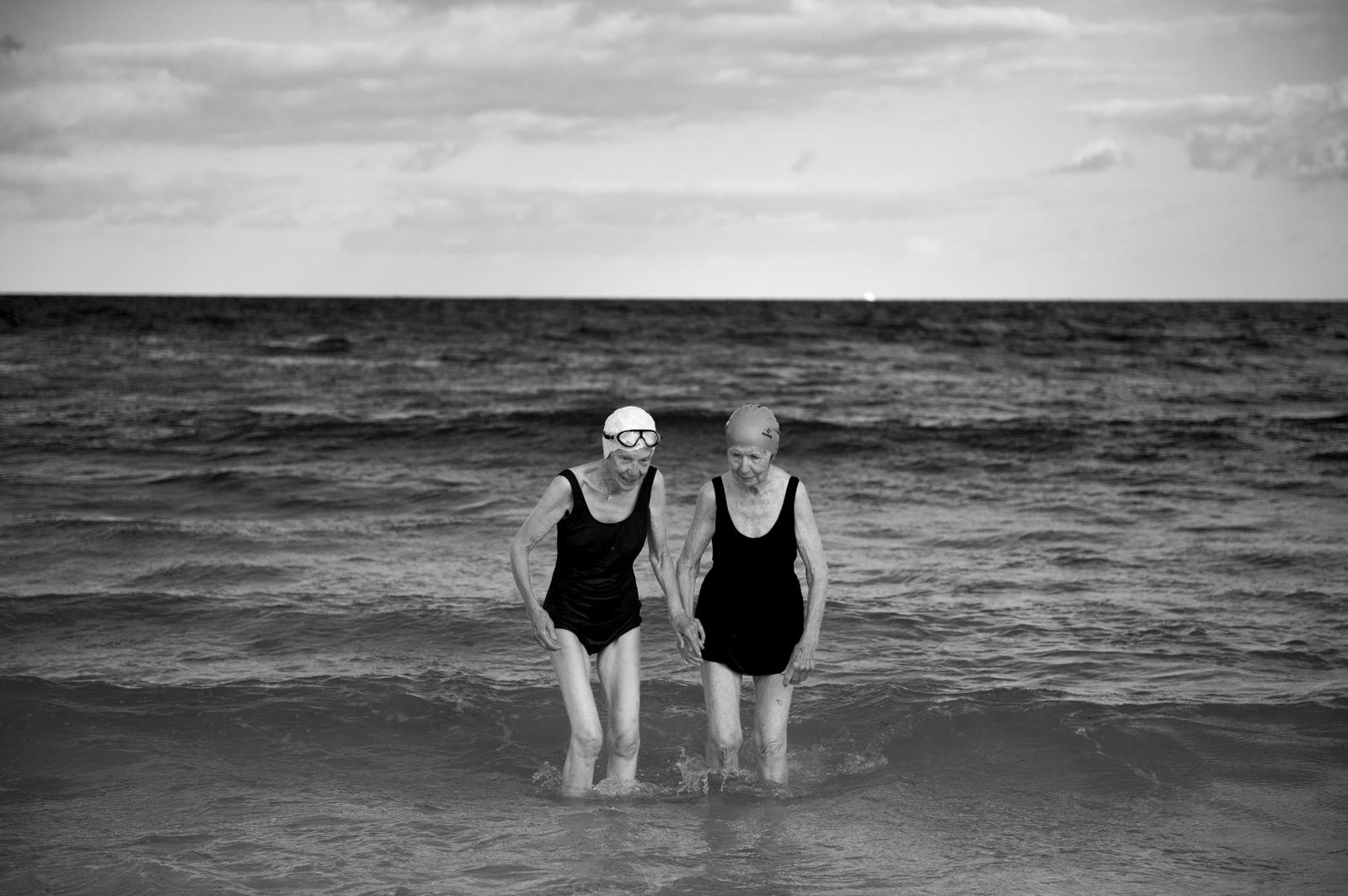 Australia. Cottesloe beach in Perth. Beach culture.