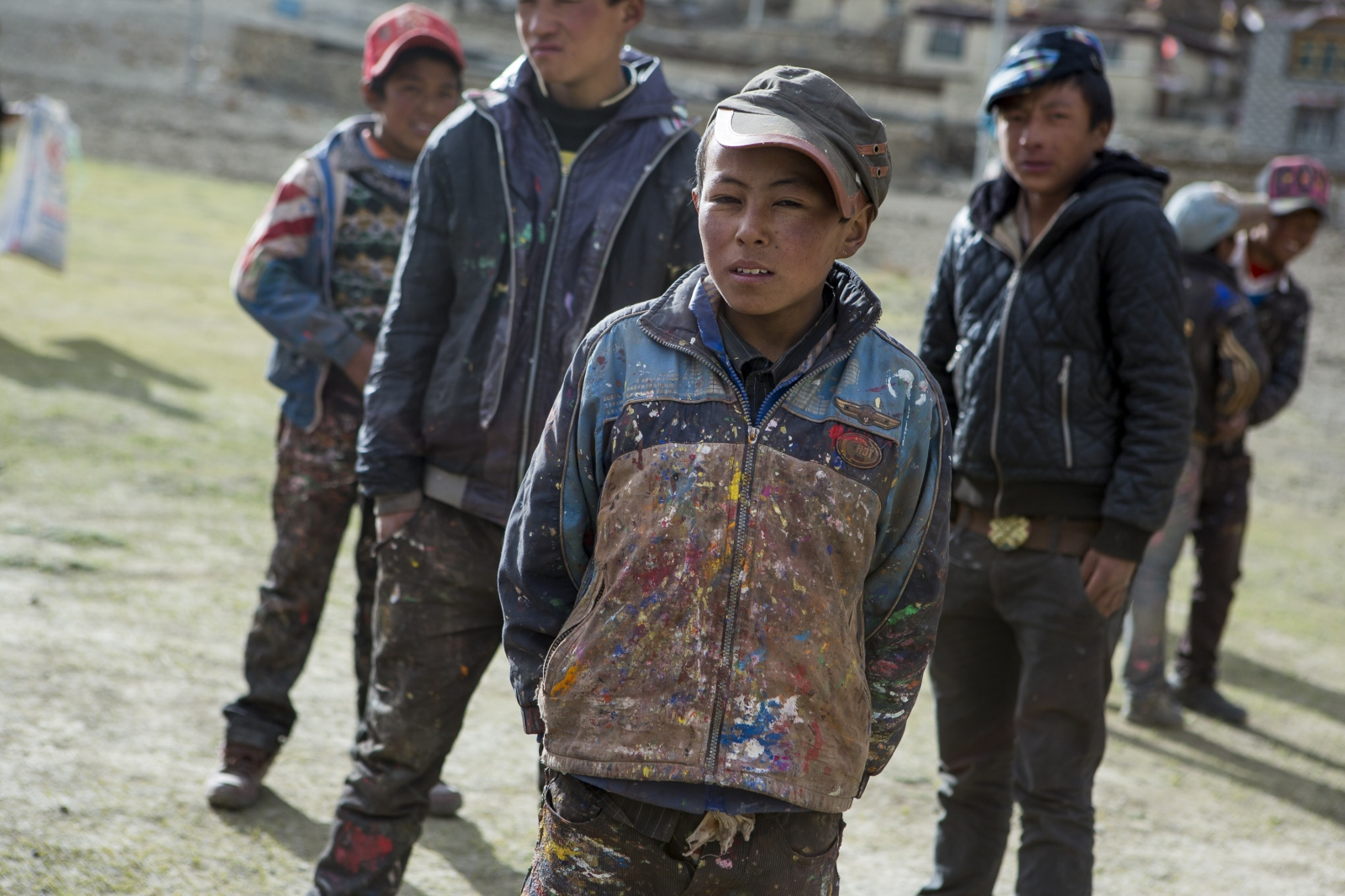 Art and Documentary Photography - Loading tibet-22.jpg