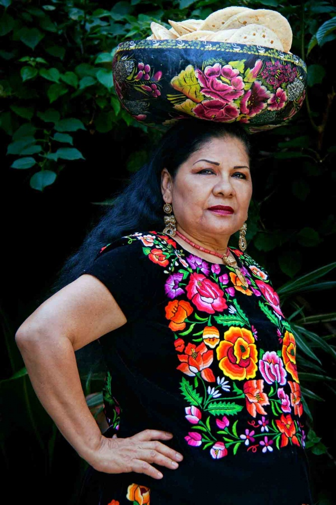"Oaxacan Chef Deyanira ""La Teca"" Aquino"