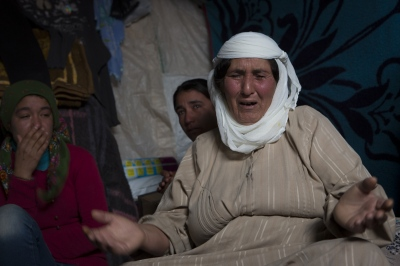 Refugees of Kobane