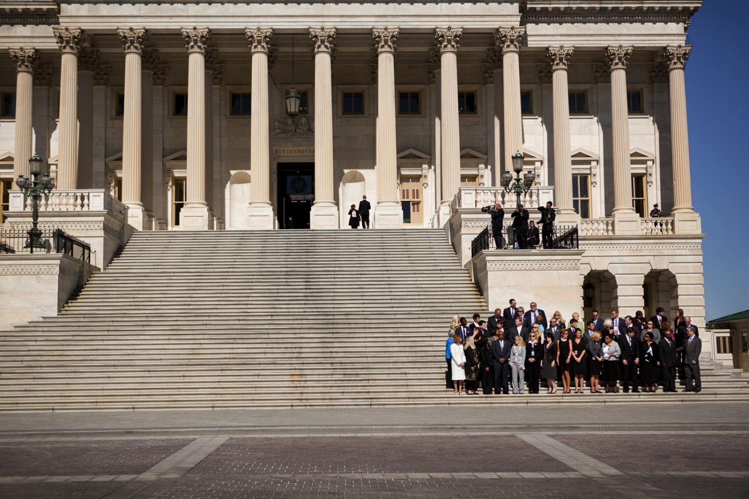 Funeral, U.S Capitol Building