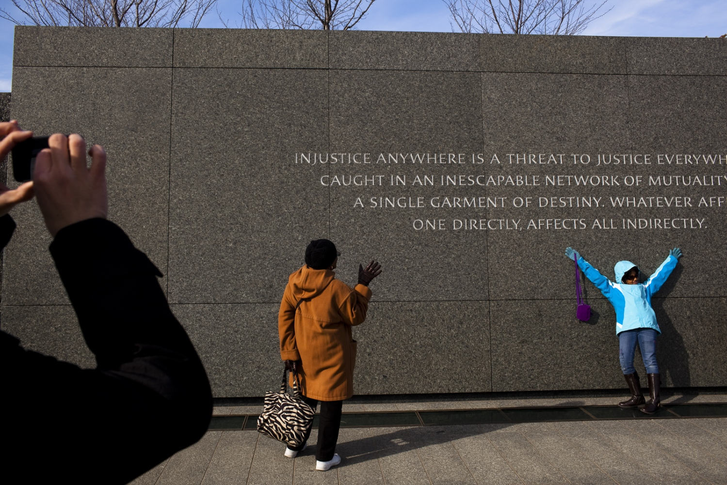 Martin Luther King Jr. Day, Martin Luther King Jr. Memorial