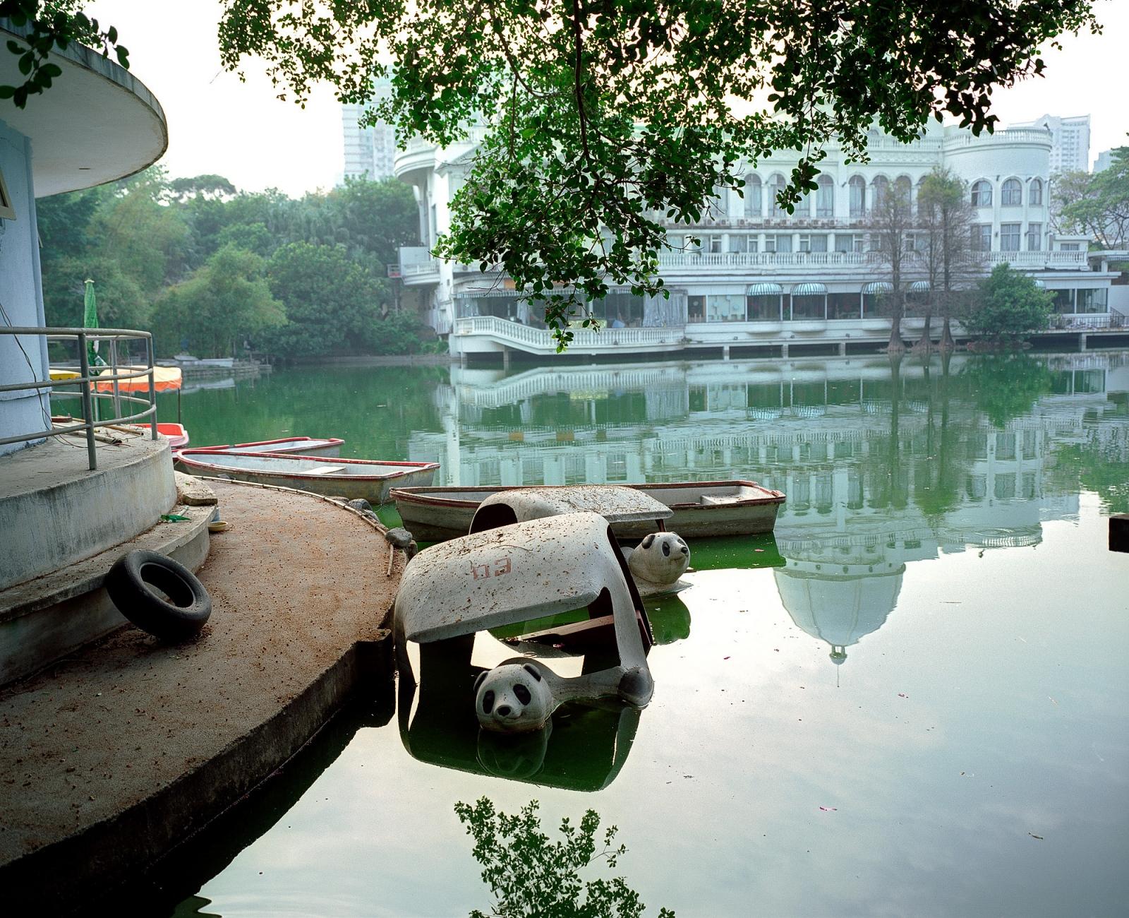 """Shenzhen, 2006 2006 Archival Pigment Inkjet Print 30""""x37.5"""""""