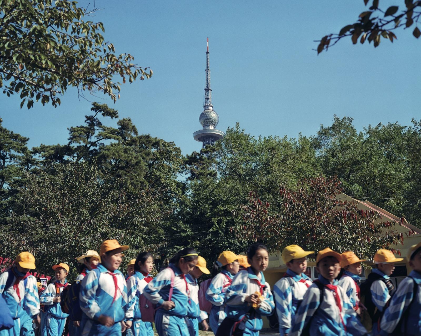 "Qingdao, 2000 2000 Archival Pigment Inkjet Print 30"" x 37.5"""
