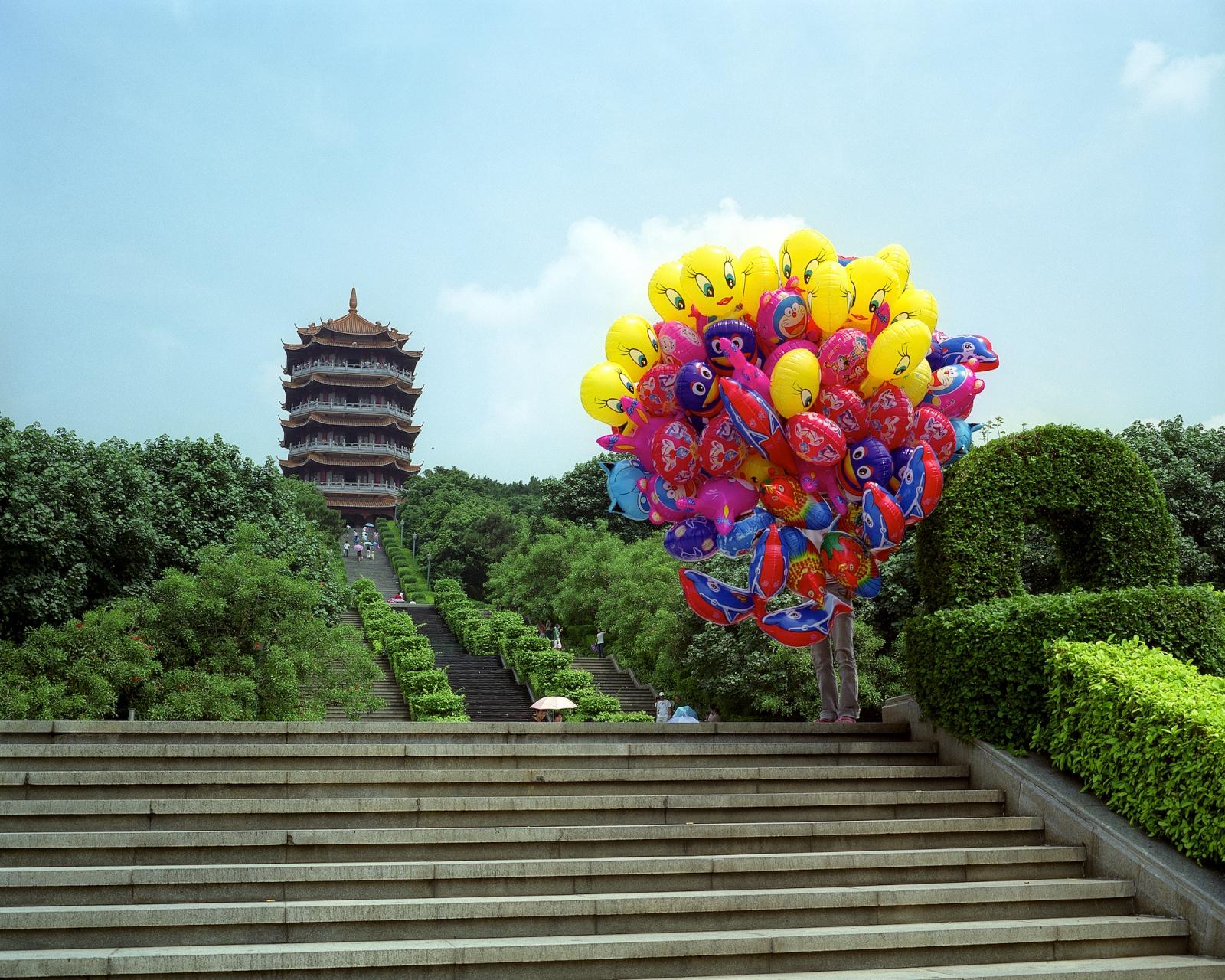 "Chengan, 2006 2006 Archival Pigment Inkjet Print 30""x37.5"""