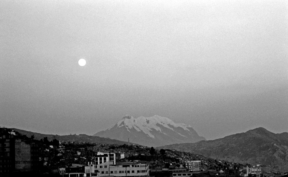 Photography image - Loading Illimani02.jpg