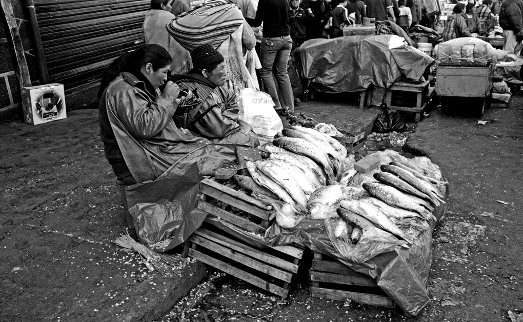 Art and Documentary Photography - Loading Illimani32.jpg