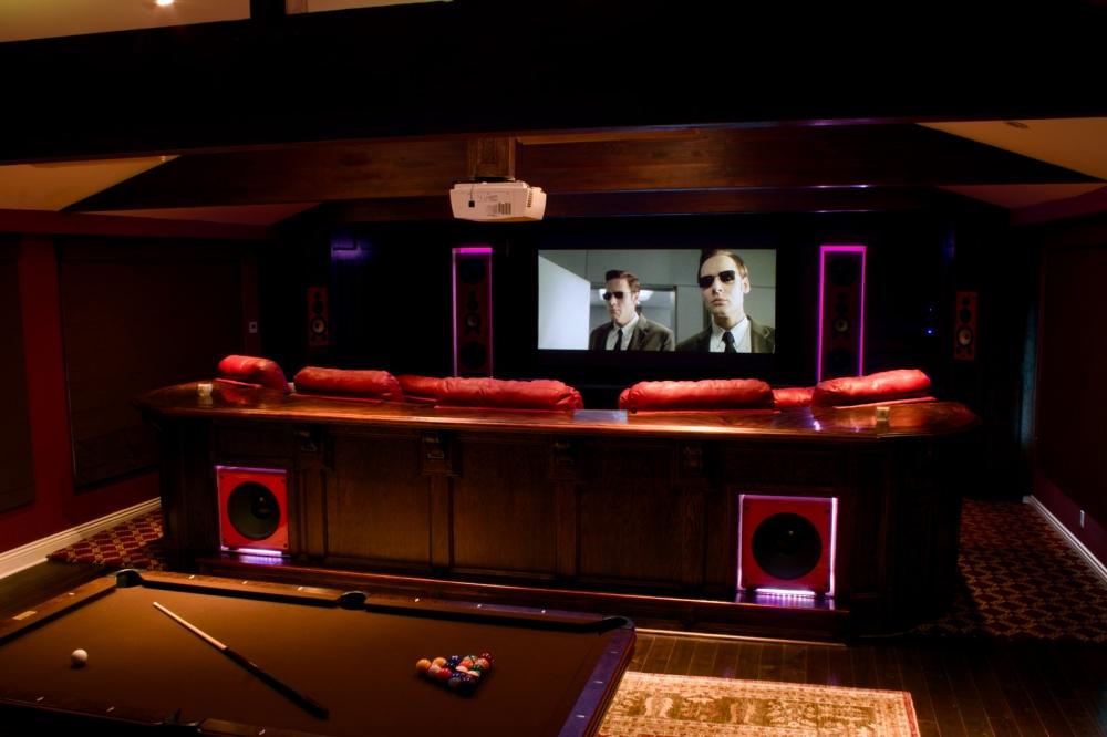 Tarzana Home Theater