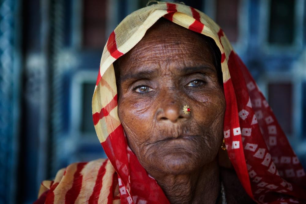 Rajasthan The tribal widowsSharmi Baiis a member of Ekal Nari Shakti an organisation which empowers widows in Rajasthan by uniting them.