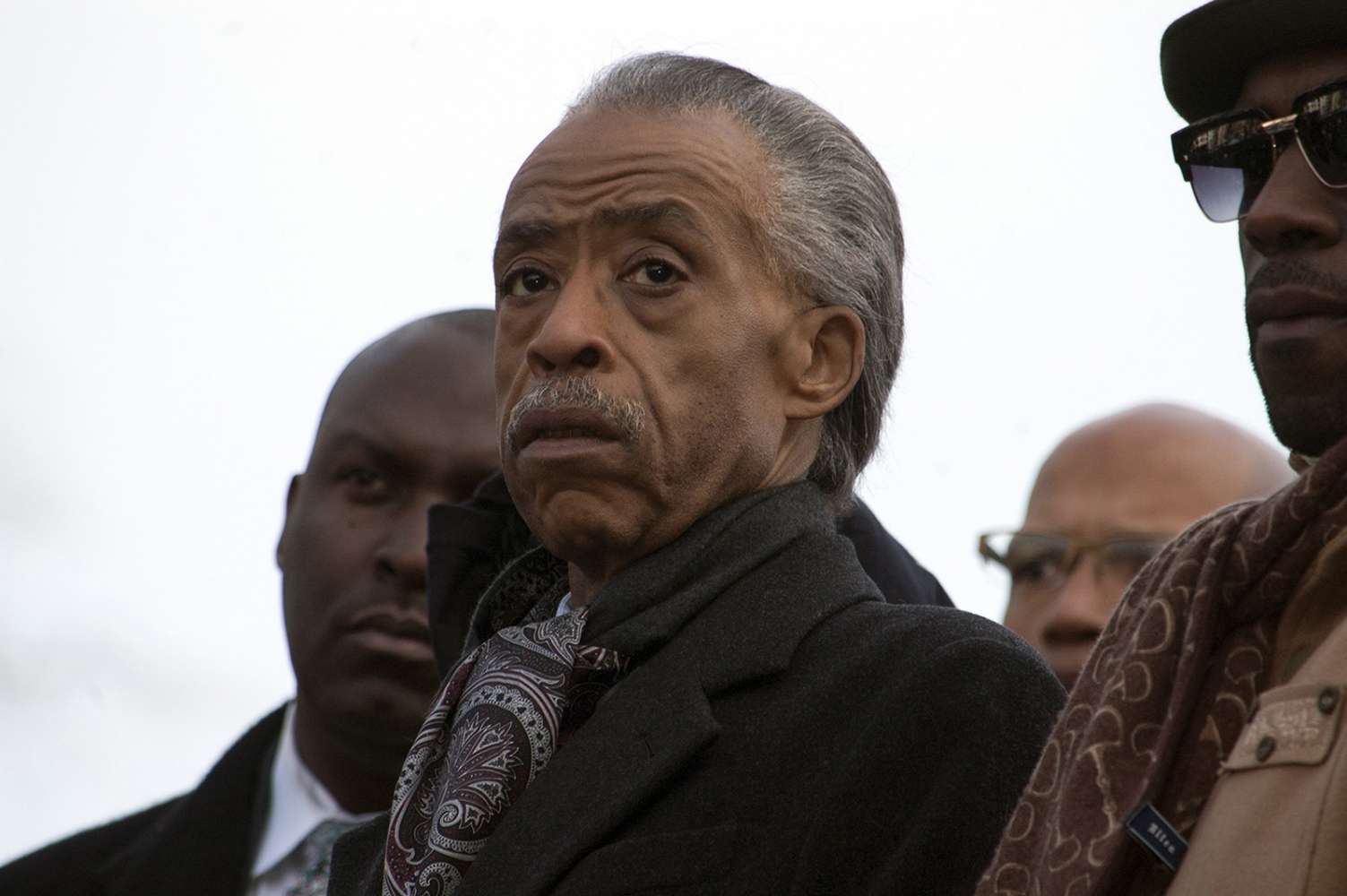 REV AL SHARPTON AND NATIONAL ACTION NETWORK, WASHINGTON, D.C., 2014