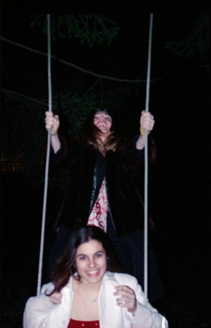 Let Go Lightly / Hannah & Nina, 2003