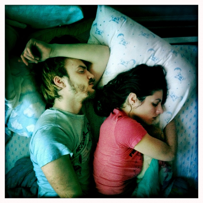 Among Those Lost in Dream  / Hannah & Garrett, 2014