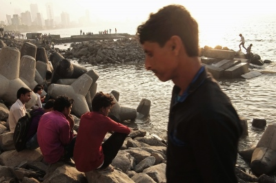 Street Hawkers in Mumbai