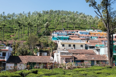A small town outside of Coonoor, a hill station in the Nilgiri Hills in India's Southern state of Tamil Nadu.