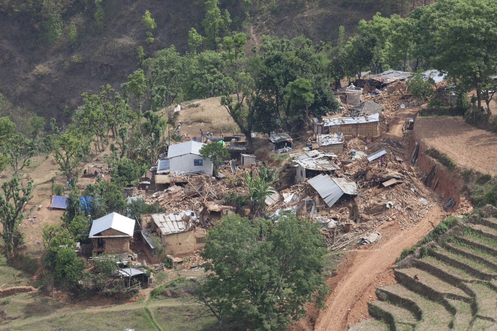 Nepal : after the earthquake