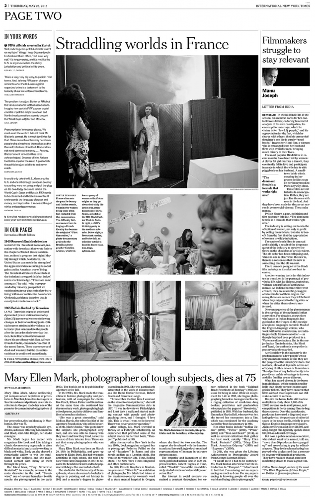 Art and Documentary Photography - Loading FirstGeneration_NYTimes_150528.jpg