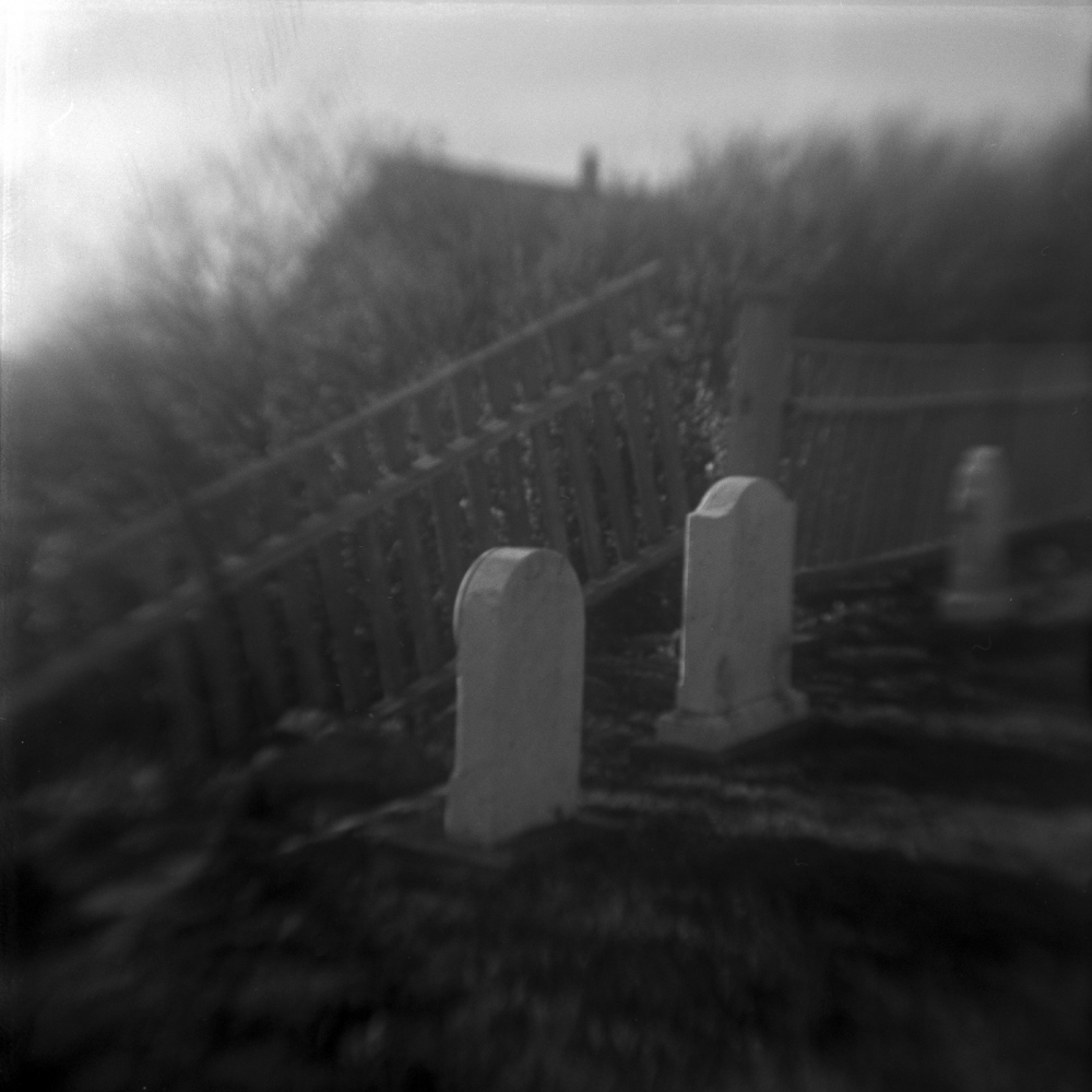 Art and Documentary Photography - Loading Graveyard and Fence Brownie.jpg