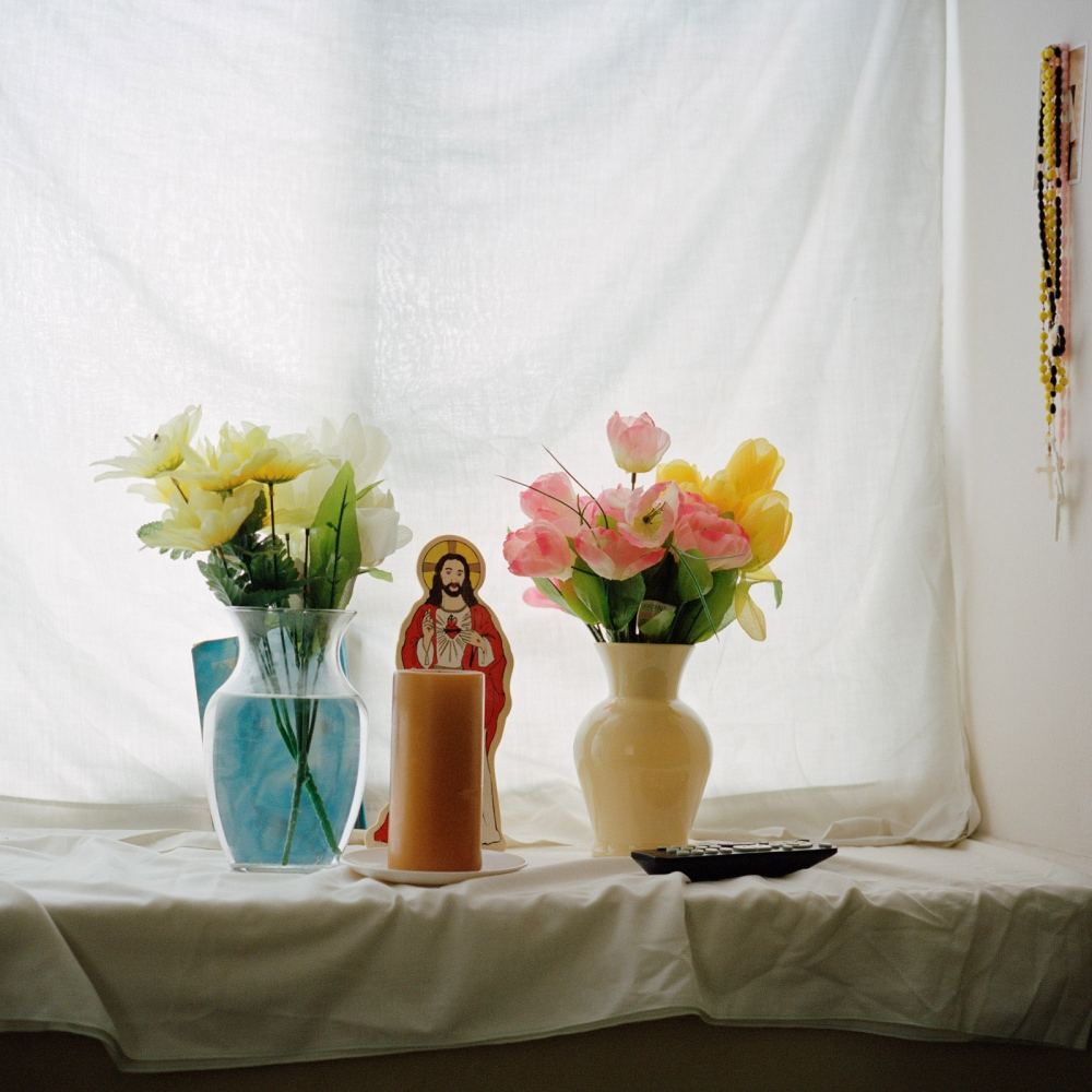 Art and Documentary Photography - Loading FlowersAndJesus.jpg