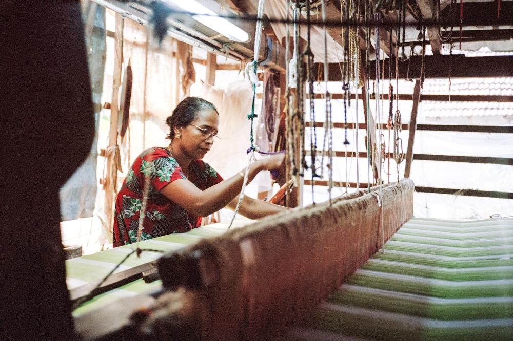Loknath Weavers Co-operative (est 1955).