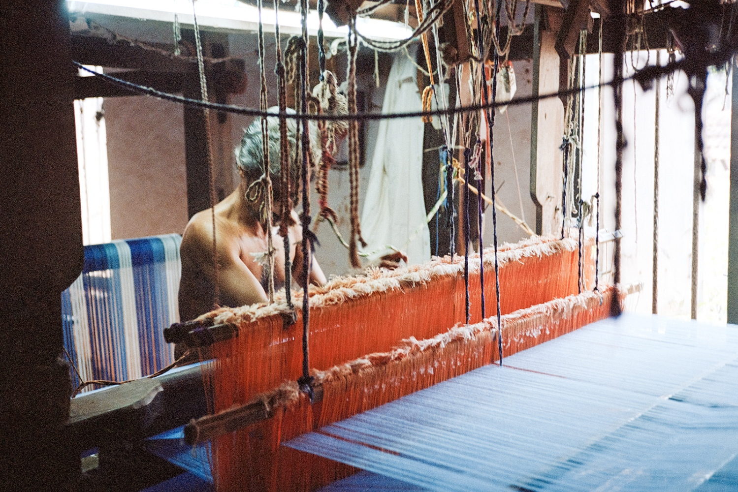 Loknath Weavers Co-operative (est 1955).