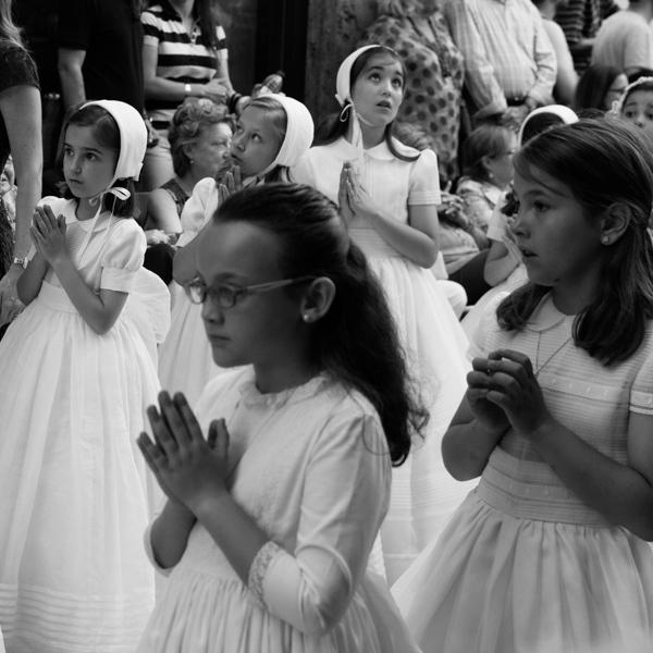 Corpus Christi procession, Valencia, Spain